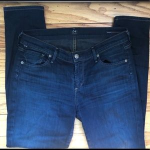 Citizens of Humanity Emannuelle Jeans size 31